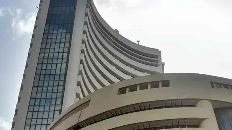 Sensex flat, Nifty around 11,950 as markets open; BHEL, Sun Pharma in focus
