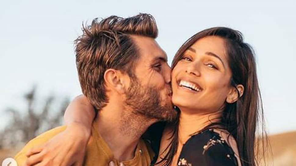 Slumdog Millionaire actress Freida Pinto engaged to photographer Cory Tran