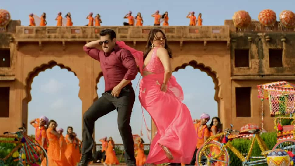 Salman Khan-Sonakshi Sinha's chemistry is to watch out for in 'Yu Karke' song from 'Dabangg 3'