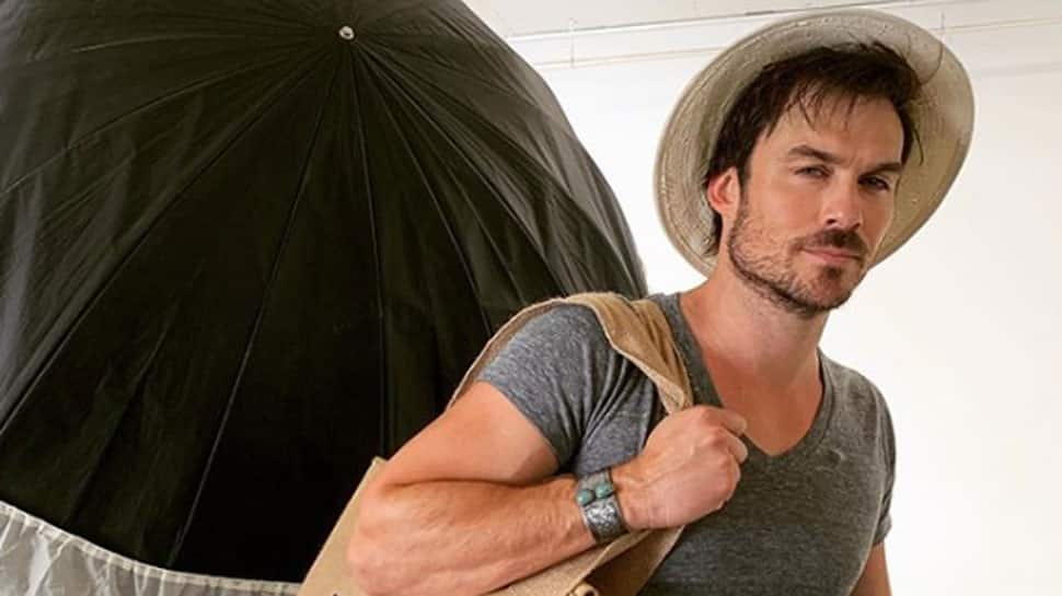 It's going to get bloody: Ian Somerhalder on his next
