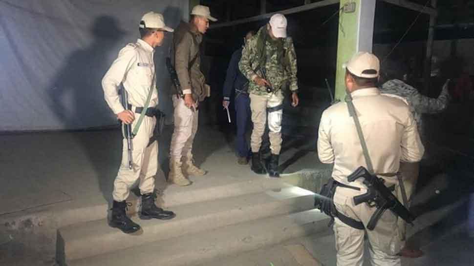 Manipur: 2 CRPF jawans injured in grenade attack