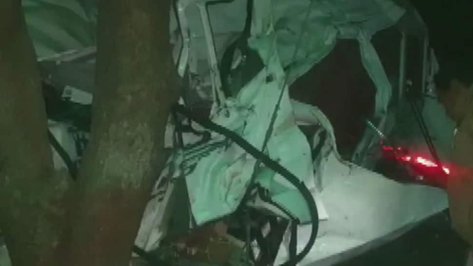 11 dead, 9 injured after two buses collide in Rajasthan's Nagaur