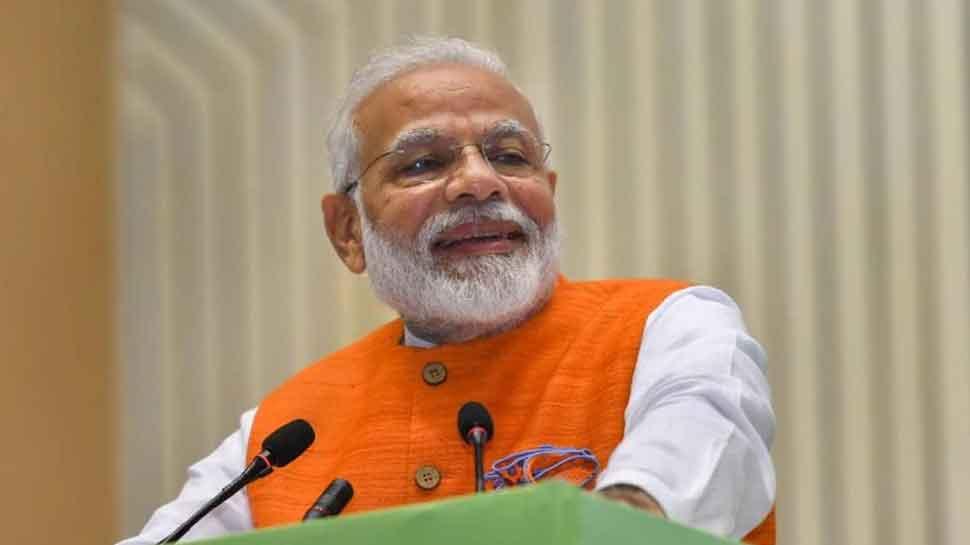 PM Narendra Modi congratulates Maharashtra CM Devendra Fadnavis, Deputy CM Ajit Pawar