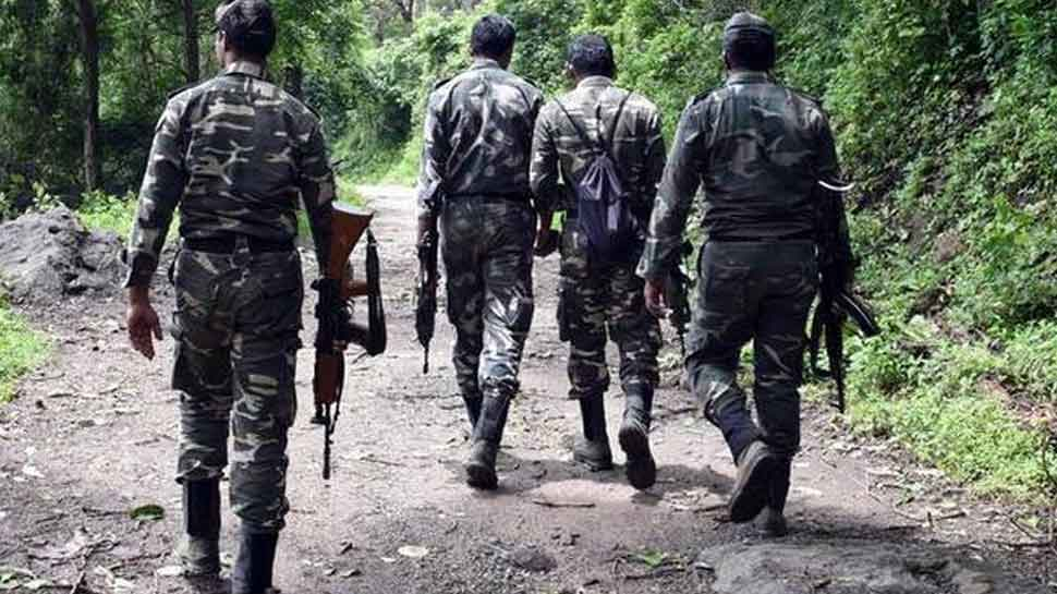 Search operation underway after 4 policemen killed in Naxal attack in Jharkhand's Latehar