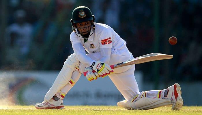Day-Night Test, Day 2: Mushfiqur Rahim delays inevitable after Virat Kohli-Ishant Sharma show