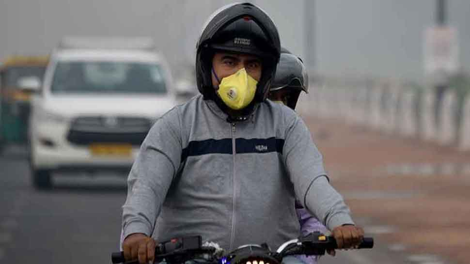 Delhi air quality shows slight improvement with overall AQI at 239