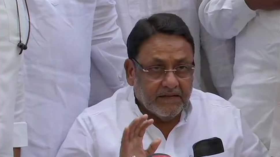 Not sure if Ajit Pawar is tweeting himself, says NCP leader Nawab Malik
