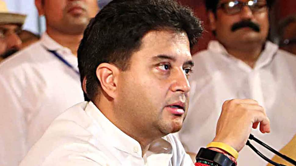 Rift in Madhya Pradesh Congress out in open as party leader Jyotiraditya Scindia changes Twitter bio to 'public servant'