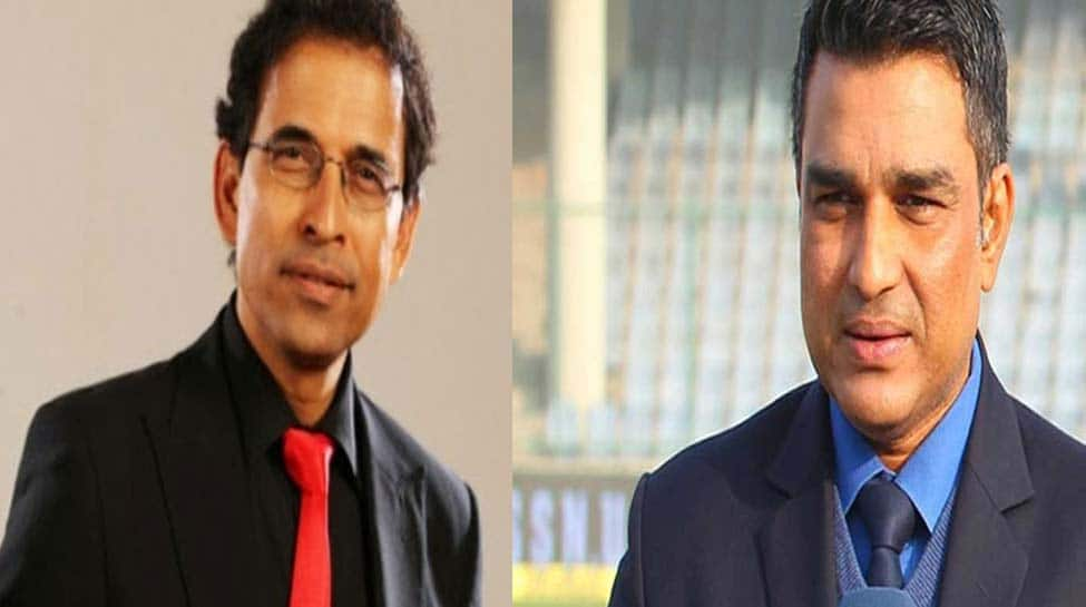 Sanjay Manjrekar receives backlash for on-air argument with Harsha Bhogle over pink ball visibility