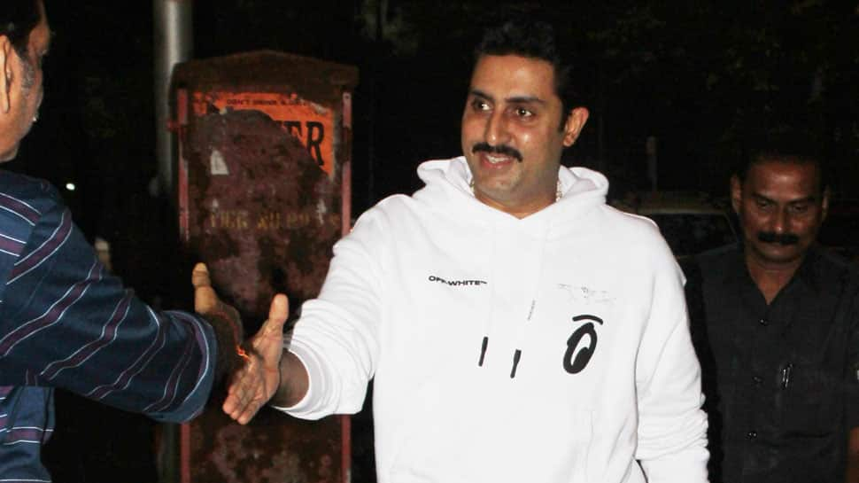 Abhishek Bachchan to essay fictional contract killer Bob Biswas