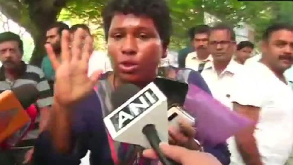 Woman activist, on way to Sabarimala shrine, attacked with pepper spray