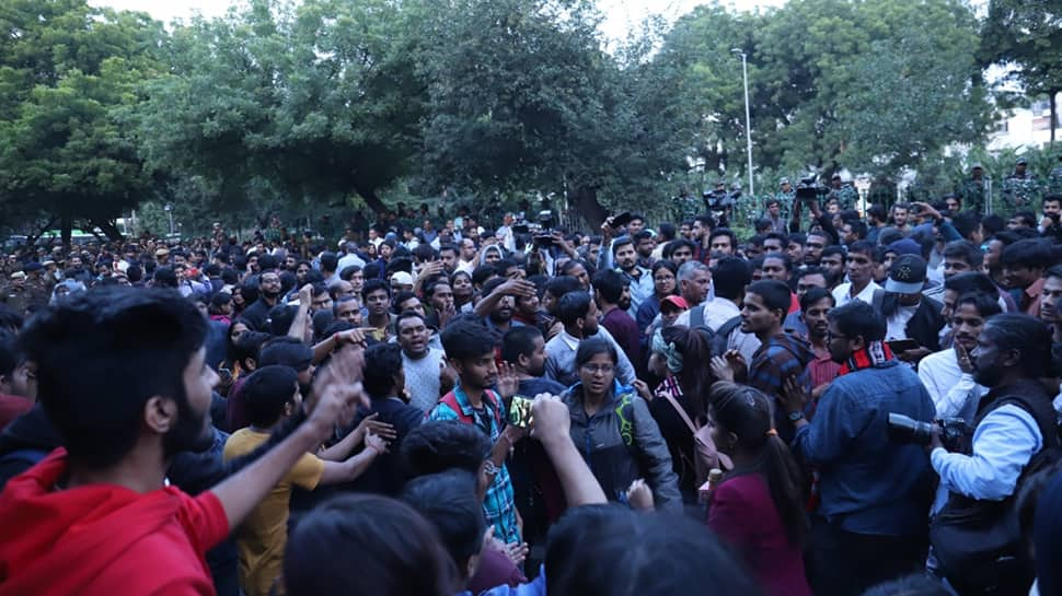 JNU provides concession in service and utility charges to university students
