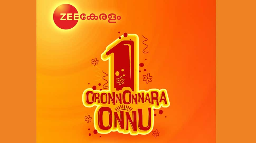 Zee Keralam ranks #2 among competition on the weekend before its first anniversary