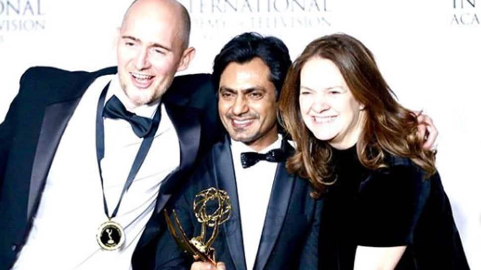 47th International Emmy Awards: Nawazuddin Siddiqui expresses gratitude after 'McMafia' wins big
