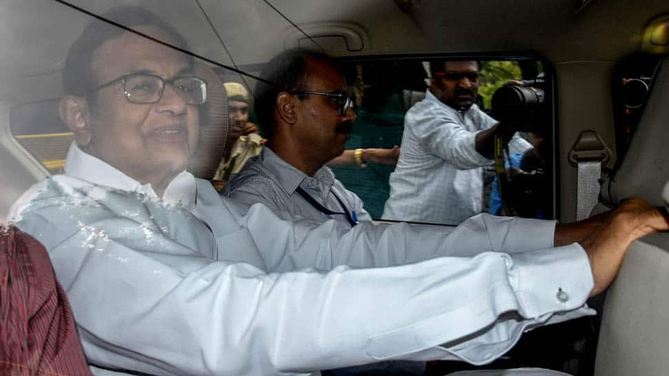 INX Media case: SC to hear P Chidambaram's bail plea on Wednesday