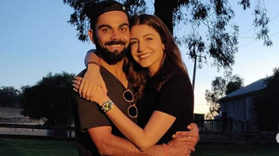Virat Kohli shares yet another adorable pic with 'love' Anushka Sharma from their Bhutan trip