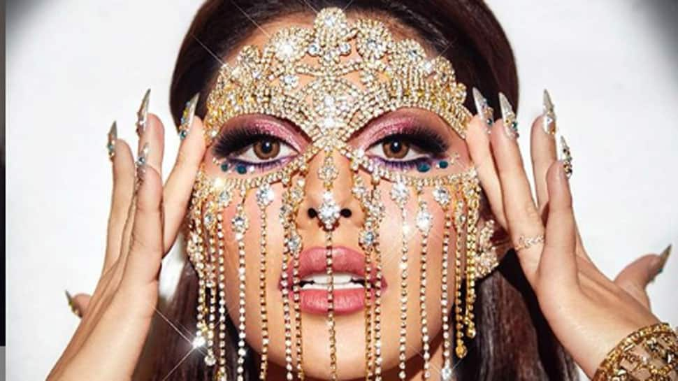Jacqueline Fernandez glams up for Salman Khan's 'Dabangg Dubai Tour' and her make-up video is a must-watch!
