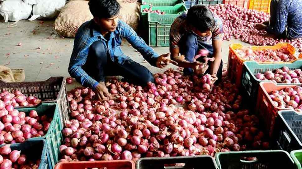 Can't control onion price hike: Union Minister Ram Vilas Paswan