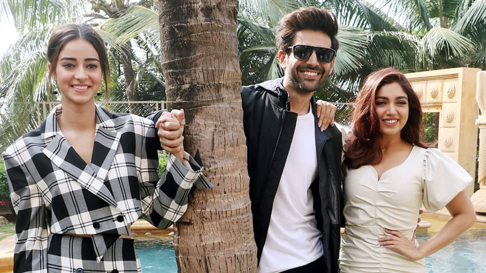 Dilbara song from 'Pati Patni Aur Woh' shows Kartik Aaryan torn between love and marriage—Watch