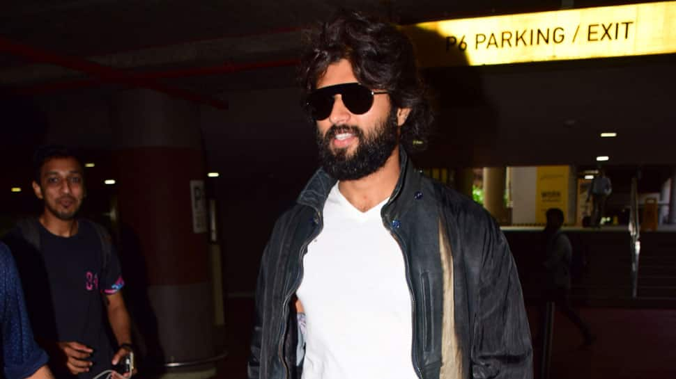 Vijay Deverakonda feels scared in new house, needs mum to feel safe