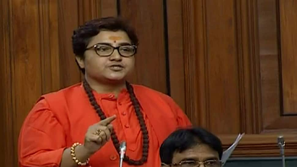 Pragya Thakur removed from consultative committee of defence, barred from participating in parliamentary party meetings