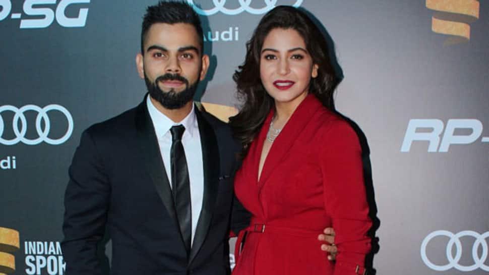 Virat Kohli-Anushka Sharma posing for perfect selfie on a movie date is every couple ever!