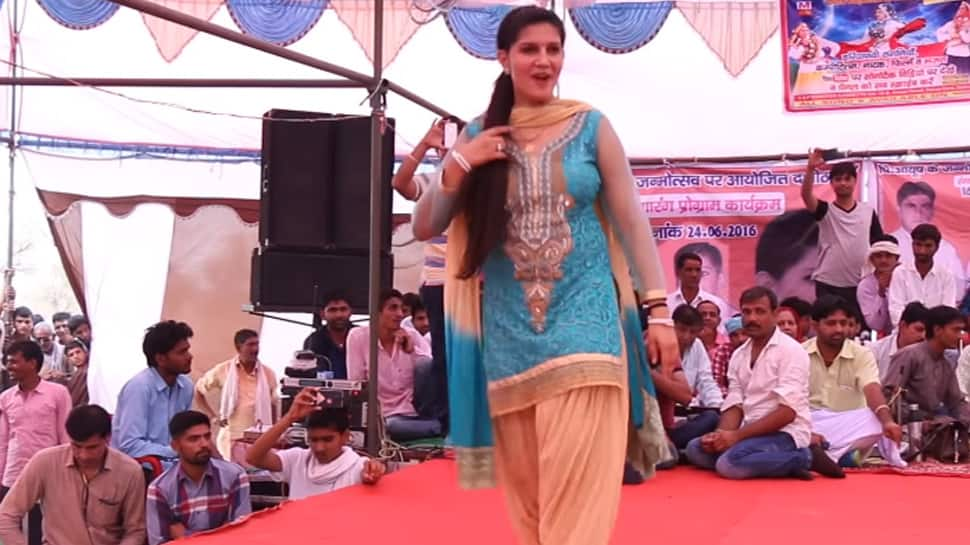 Throwback Thursday: This video of Sapna Choudhary's stage dance is going viral—Watch
