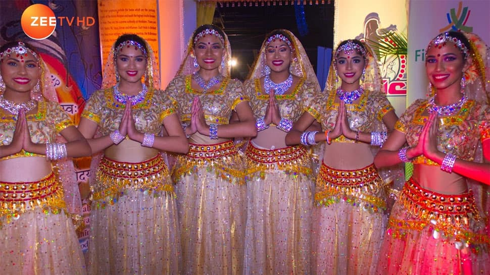 Zee TV and Shiv Shakti dance group come together to promote Indian culture in the Caribbean