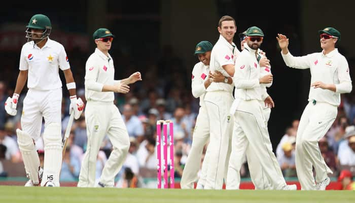 Australia name unchanged Playing XI for 2nd Pakistan Test