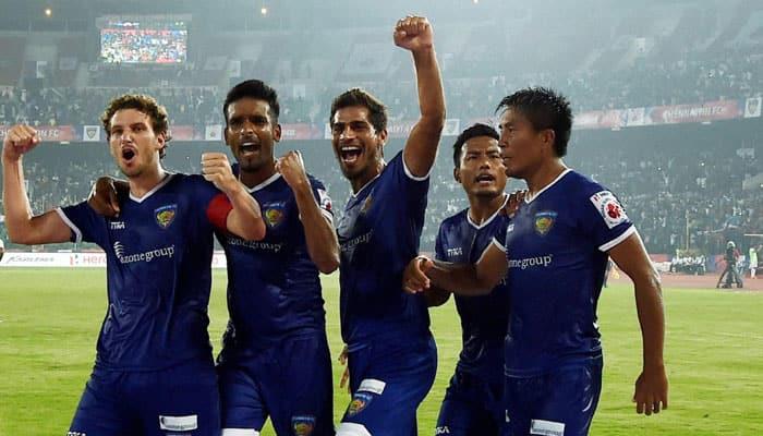 ISL: Odisha FC rally to hold Chennaiyin 2-2