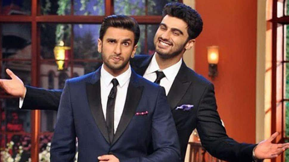 Arjun Kapoor opens up on equation with Ranveer Singh and why he's Deepika Padukone's 'souten'