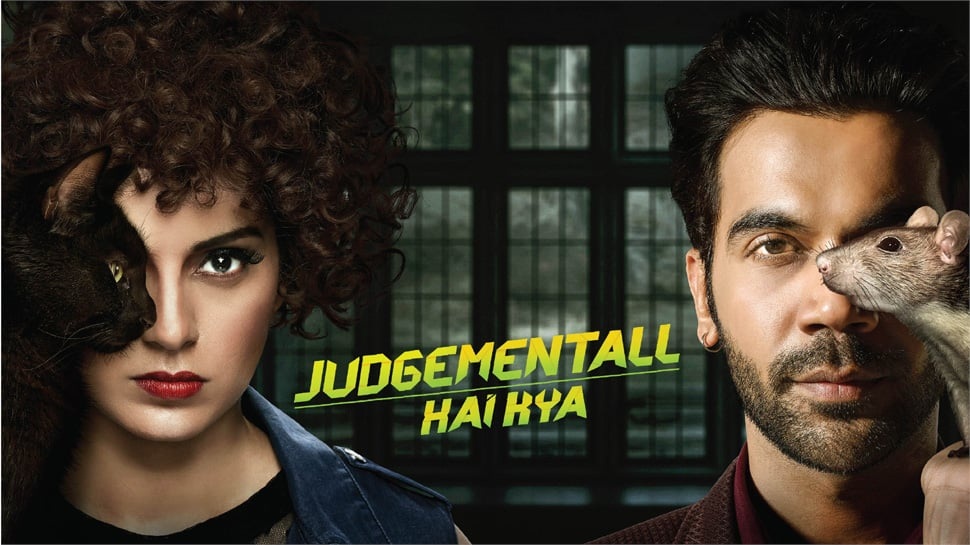 Get your 'Wakhra Swag' on as &pictures airs the World Television Premiere of Judgementall Hai Kya