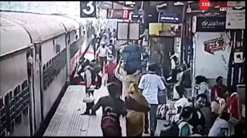 RPF personnel save two lives at Nizamuddin railway station in separate incidents