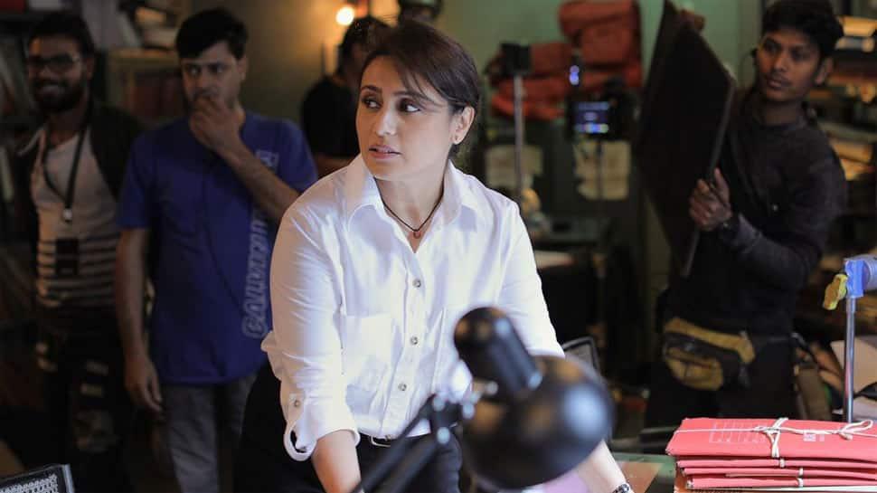 Here's how Rani Mukerji overcame hydrophobia for 'Mardaani 2'