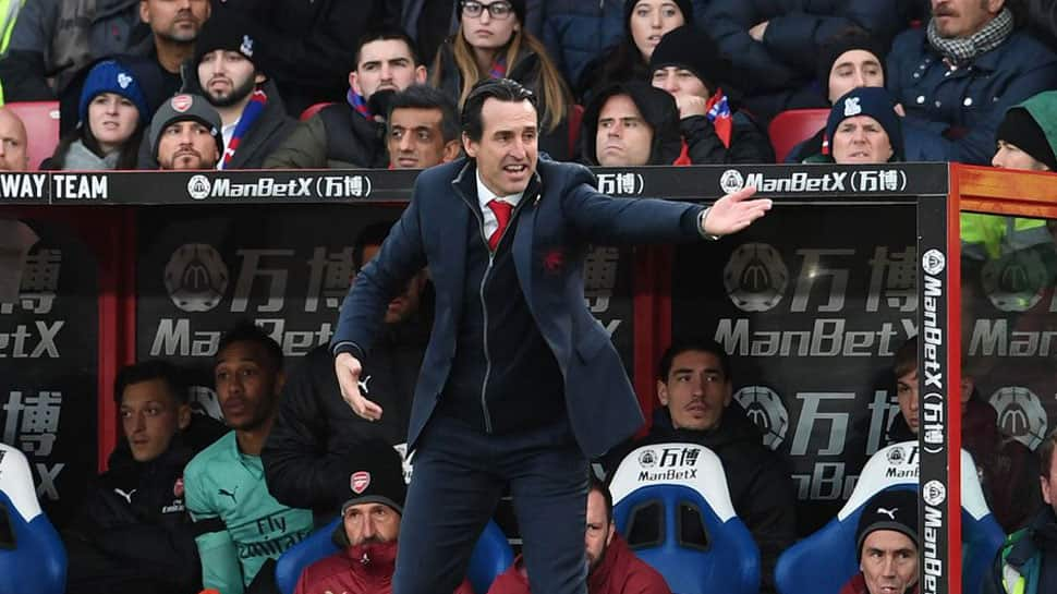 Arsenal sack head coach Unai Emery and team