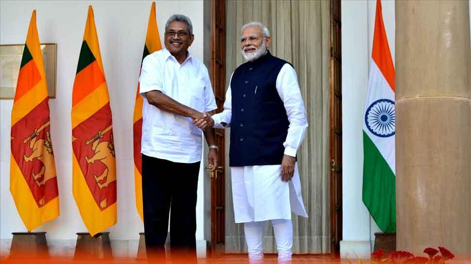 India announces $450 million line of credit to Sri Lanka after PM Modi meets Gotabaya Rajapaksa