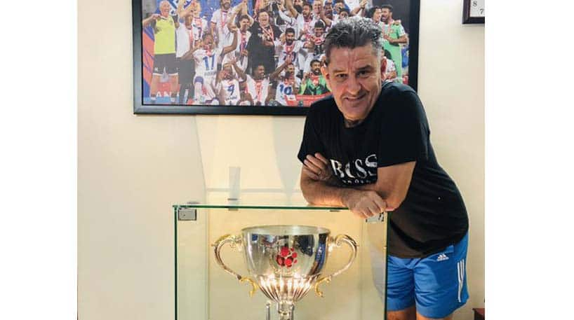 Chennaiyin FC parts ways with head coach John Gregory
