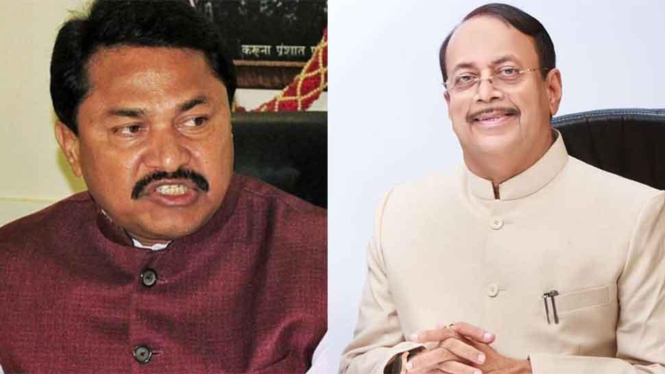 Maharashtra Assembly Speaker election today; Congress' Nana Patole to contest against BJP's Kisan Kathore