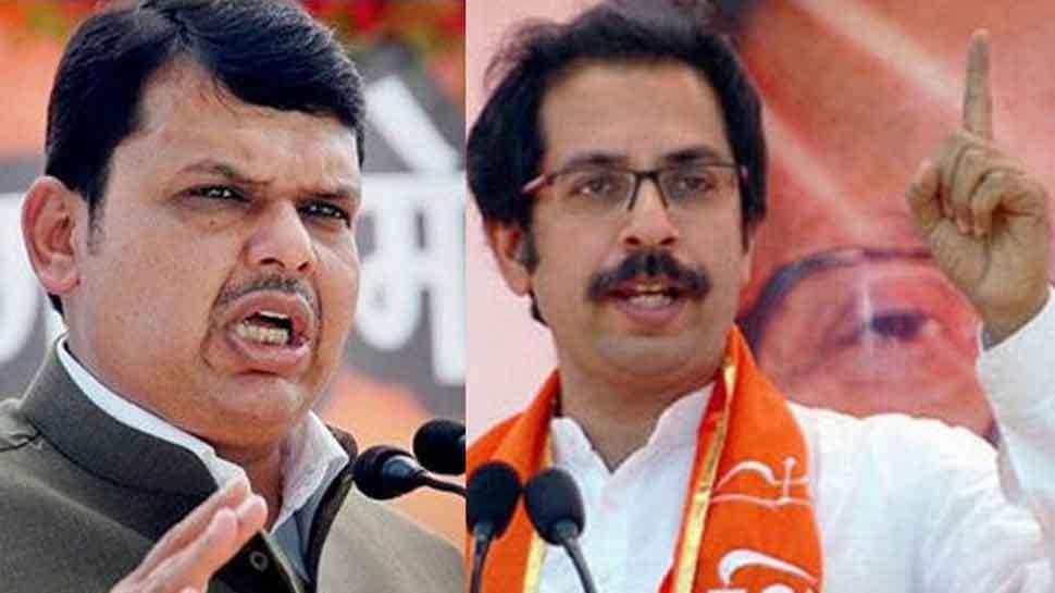 Shiv Sena attacks Devendra Fadnavis, says his haste to become CM sank BJP in Maharashtra