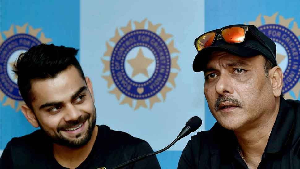 Ravi Shastri 'chilled out', doesn't care of someone sitting at home and trolling him: Virat Kohli