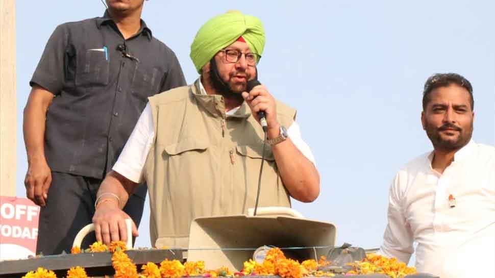 Pakistan minister Sheikh Rashid's claim on Kartarpur Corridor exposed wicked intent: Amarinder Singh