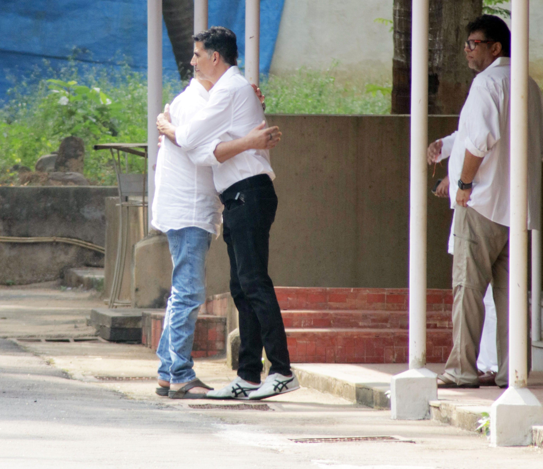 Akshay Kumar and Sunny Deol