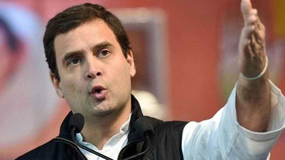 Rahul Gandhi to address rally in Jharkhand's Simdega, on Monday