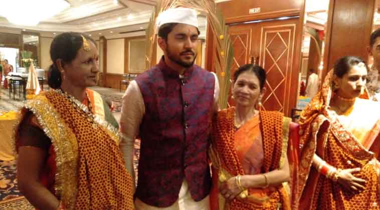 Cricketer Manish Pandey ties knot with actress Ashrita Shetty in Mumbai