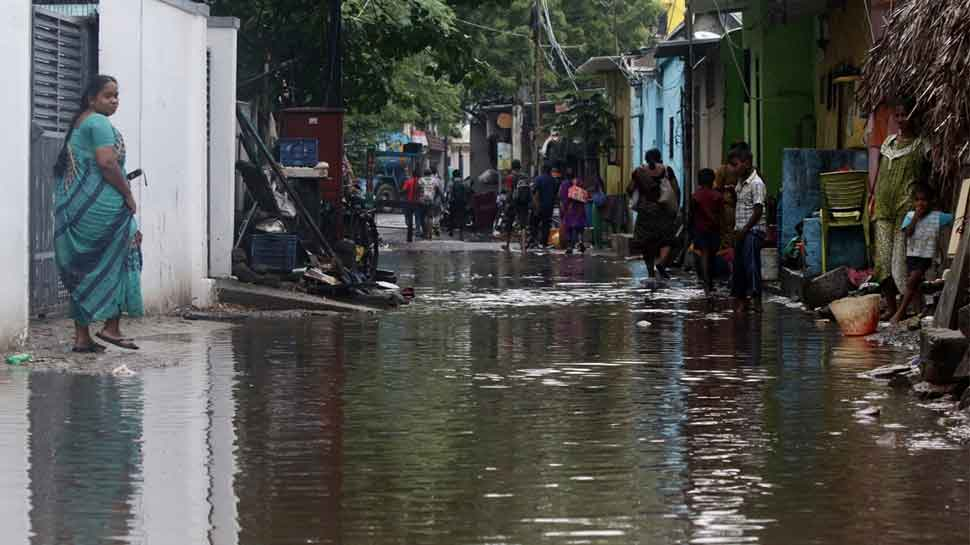 25 killed as heavy rains wreak havoc in Tamil Nadu