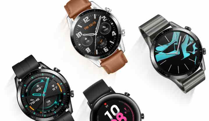 Huawei Watch GT-2 smartwatch set to be launched in India on Dec 5