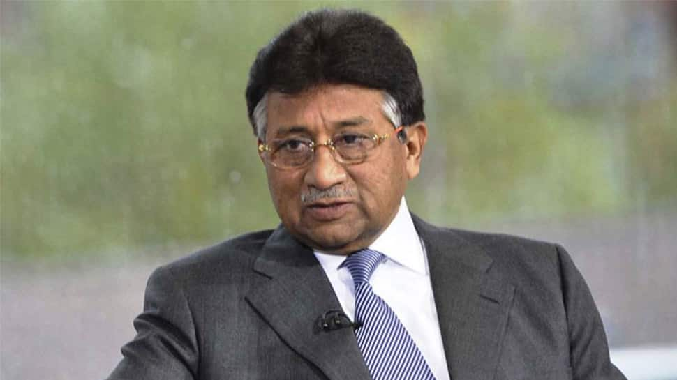 Former Pakistan president General (retd) Pervez Musharraf admitted to hospital in Dubai