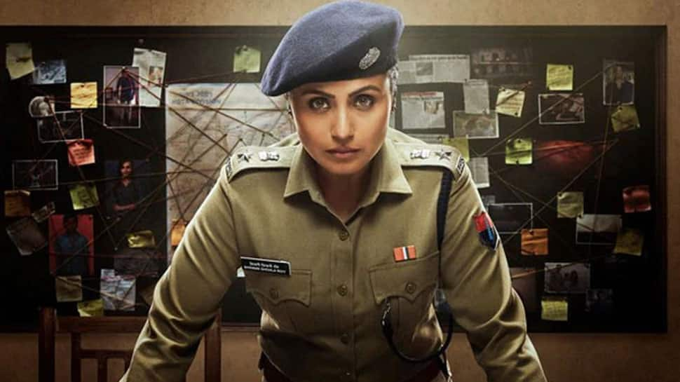 Rani Mukerji strikes a tough look on 'Mardaani 2' new poster