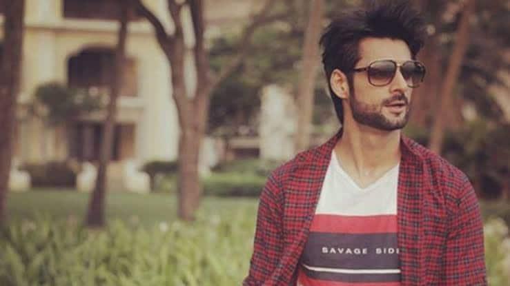 Karan Wahi slashes eyebrow for his new web series