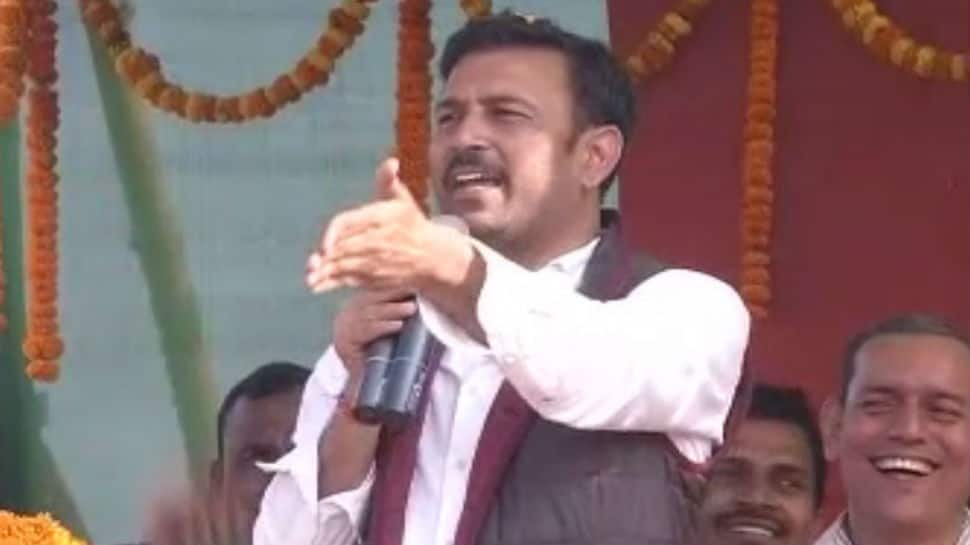 AJSU president Sudesh Mahto holds the power string in Jharkhand